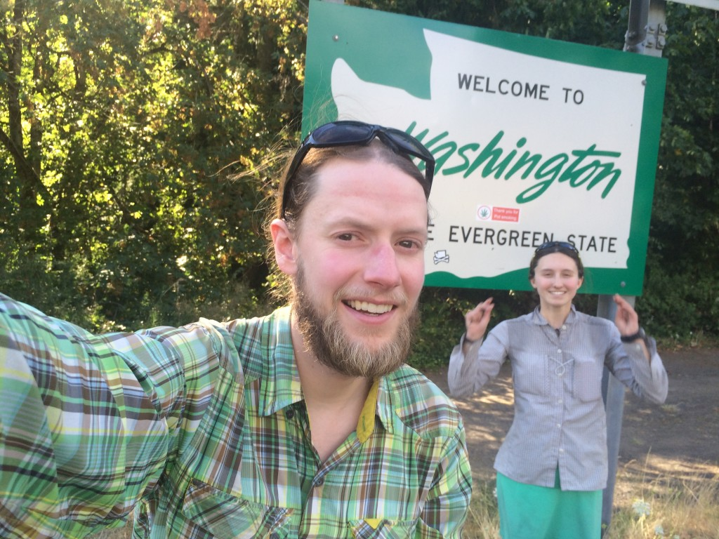 We made it to Washington!